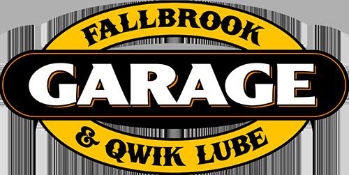 Fallbrook Garage